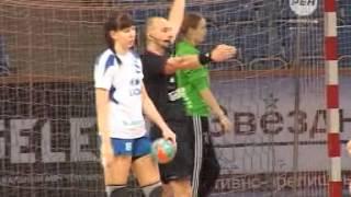 Астраханочка против Лады в первом матче полуфинала кубка ЕГФ