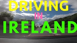 Driving From Rathmore Co.Kerry To Killarney Co.Kerry Ireland Travel VLOG With Chill Beats