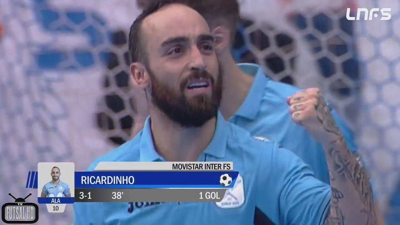 Download Melhores Momentos Inter Movistar 4 x 2 Barcelona - FINAL Jogo 2 Liga Espanhola de Futsal 2017/2018