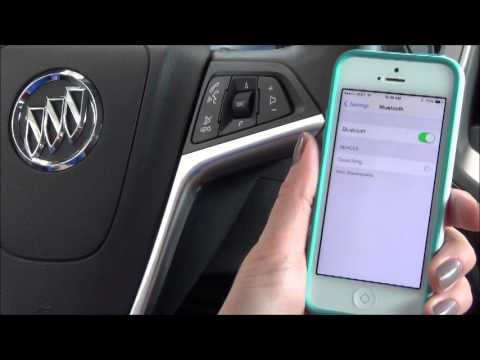 BUICK - HOW TO PAIR YOUR PHONE - JOYCE BUICK GMC - AVON,OHIO