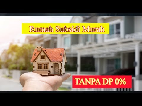 sekali Booking Rumah 10 Unit Rumah Subsidi Tanpa DP Di Bekasi