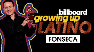 Fonseca Recalls His First Guitar & Names the Song that Best Describes Colombia | Growing Up Latino
