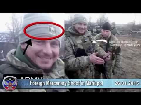 War in Ukraine⁄Donbass News 27Jan2015 Current Situation around Novorossia