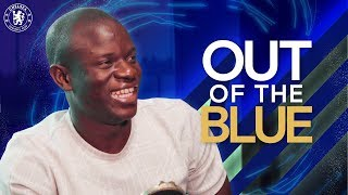 N39Golo Kant Decides his Teammates39 Secret Santa Presents   Out Of The Blue Ep 9