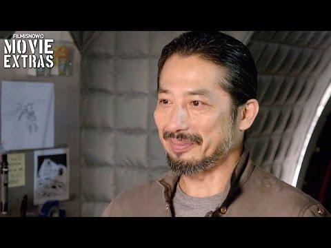 Life  Onset visit with Hiroyuki Sanada 'Sho Murakami'