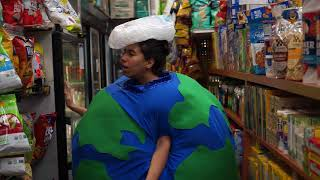 Planet Earth in Manhattan - Nate & Hila