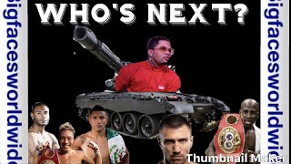 "WHATS NEXT FOR GERVONTA ""TANK"" DAVIS?"