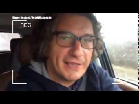 Последнее видео с регистратора Кузьмы Скрябина