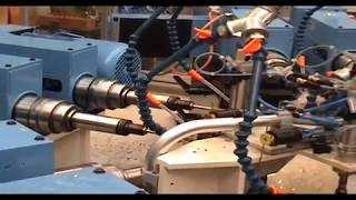 Suhner Automation AG VTS 01 1: Profilbearbeitung