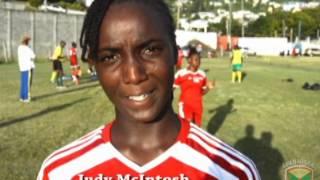 U17 Player Profiles Judy McIntosh