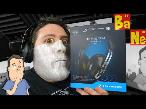 Sennheiser Momentum 2 0 Wireless Headphones Review - YouTube