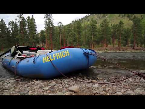 Middle Fork Salmon River Trip | Idaho | Drift Boat Fly Fishing | Rafting | Deluxe Camping