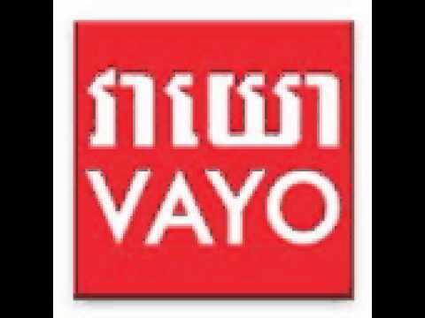 VAYO FM Radio News Archive   Khmer Live 13 morning