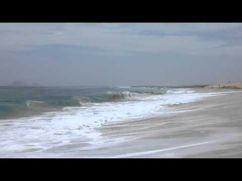 Cape Verde Santa Maria Big Waves Ocean Riu Funana Hotel Sal