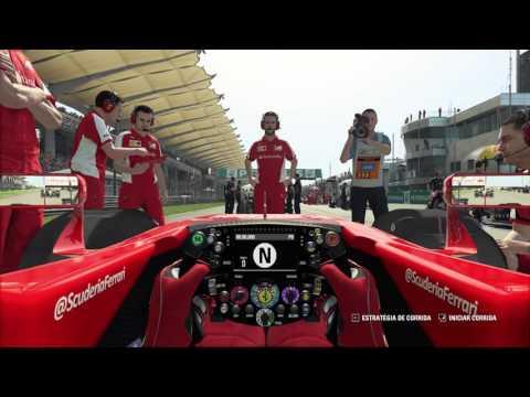 Formula 1 2015 : Corrida Malásia #01