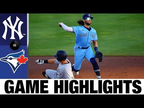 Yankees vs. Blue Jays Game Highlights (4/13/21) | MLB Highlights