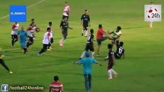 Bình luận Fun | Khi sân bóng trở thành nơi đánh nhau tập thể bạo lực nhất thế giới