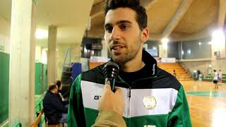 Basket Corato, Di Bartolomeo «Occhio al Francavilla, squadra esperta»