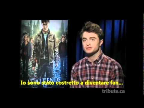 Intervista shock a Harry Potter – L'umorismo di Piton.