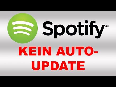 Spotify - Automatisches Update Deaktivieren & Alte Version Verwenden [HD]