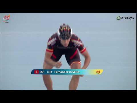 300m Time Trial Men - 2016 World Roller Speed Skating Championships