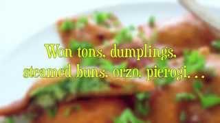 Trailer for Recipes for Unusual Gluten Free Pasta