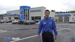 Smail Honda Service Specials (June 2017)