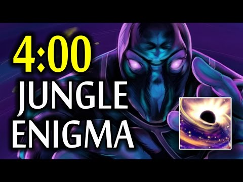 4:00 (lvl 6) Black Hole 7:28 (Blink) Tactical Enigma Jungle Dire Dota 2