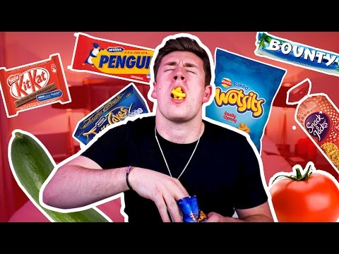 Thumbnail: TRYING FOODS IVE NEVER LIKED