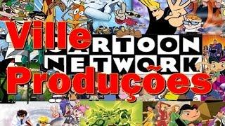 Desenhos Legais Que o Cartoon Network Tirou do Ar Parte 1 - Ville Produções