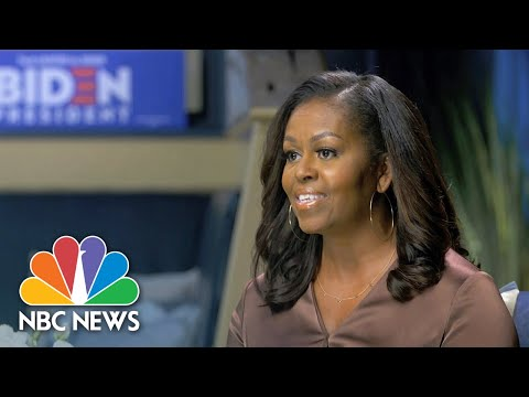 Watch Michelle Obama's Full Speech At The 2020 DNC | NBC News