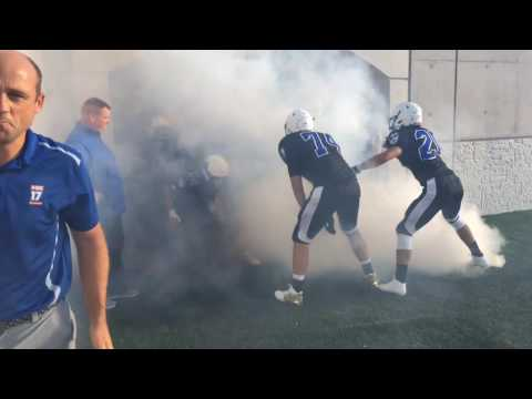 Grand Rapids Catholic Central takes to its new field, Cougar Stadium