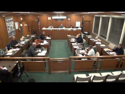 Montgomery County NY - Personnel & Finance Committees - 11/19/2013