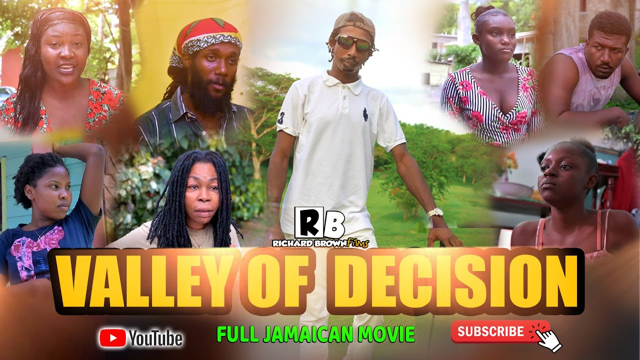 Download Valley of  Decision Jamaican movie