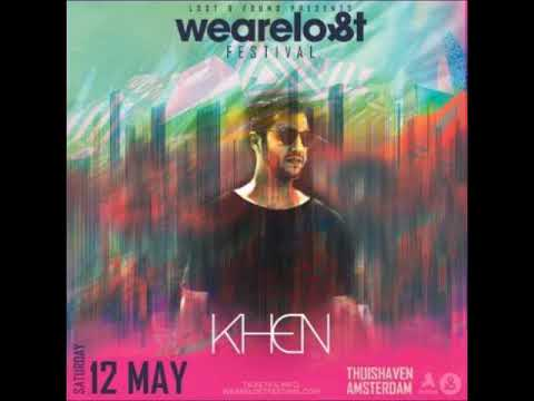 Khen - Lost & Found Podcast - May 2018