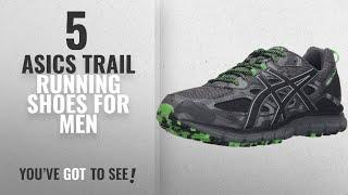 Top 10 Asics Trail Running Shoes [2018 ]: ASICS Men
