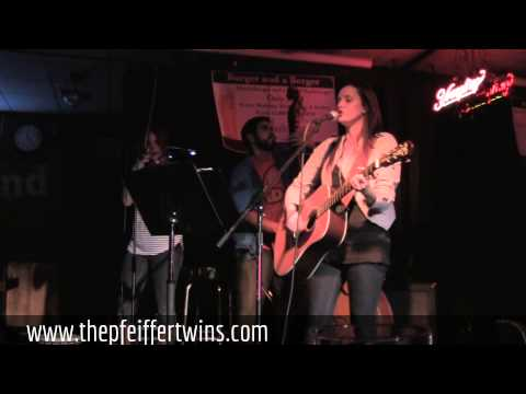 "The Pfeiffer Twins - ""Crazy"" at Desmond's Tavern"