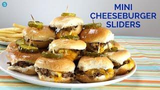 Quick And Easy Recipe: Mini Cheeseburger Sliders  Simplemost