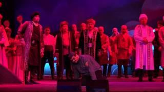 Опера Биржан Сара