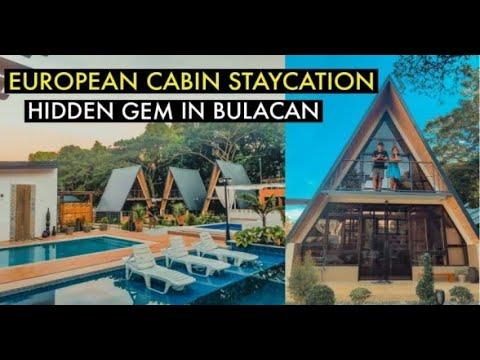 CABIN LOOK RESORT: European-Inspired Cabin Staycation In Bulacan!