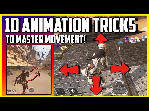 10 Animation Secrets For Mastering Movement In Apex Legends