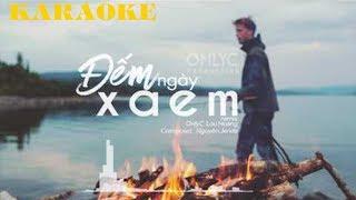 Đếm Ngày Xa Em Remix - Karaoke