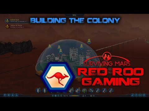 SuvivingMars E04 - Building The Colony