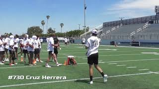 Cruz Herrera - QB - Linden, CA - 2022