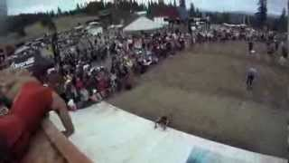 Tough Mudder Tahoe 2012-Team Mudslide