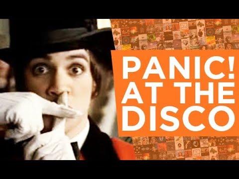 10 CURIOSIDADES PANIC! AT THE DISCO