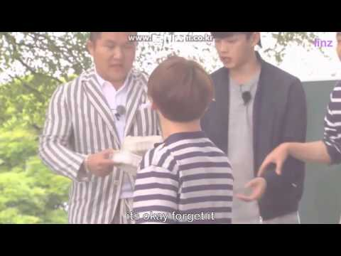 [ENGSUB] Jo Seho rejected Jungkook's burgers