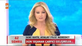 Atalay Filiz Antalya'da görüldü - Müge Anlı İle Tatlı Sert 1647. Bölüm - atv