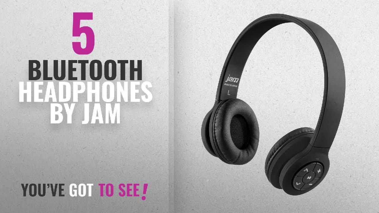 4cc46655f84 Top 5 Jam Bluetooth Headphones [2018]: JAM Transit Wireless ...