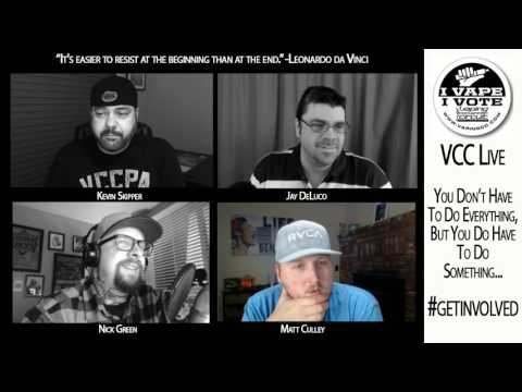 VCCLive Ep 27: The One Where The Guys Opine
